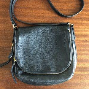 Vince Camuto saddle handbag